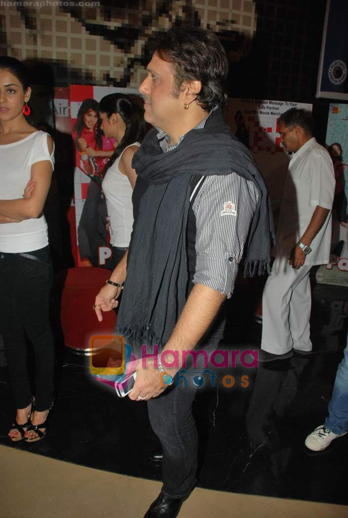 Govinda at the Special screening of Life Partner in PVR on 17th Aug 2009