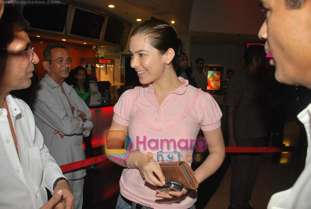 Urvashi Sharma at the Special screening of Life Partner in PVR on 17th Aug 2009