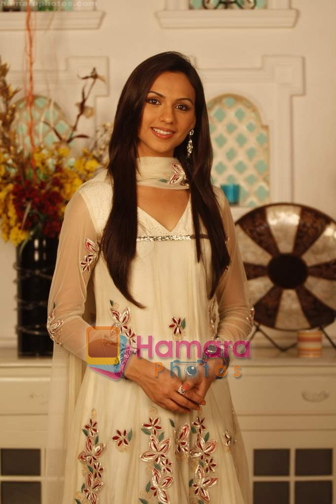 Priya Bhatija in the Serial Basera on NDTV Imagine
