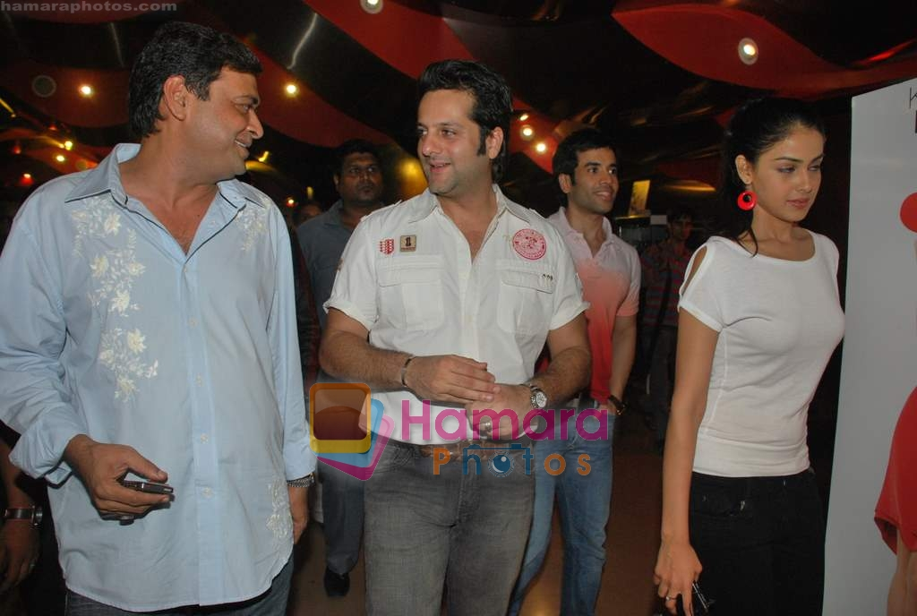Fardeen, Genelia at the Special screening of Life Partner in PVR on 17th Aug 2009