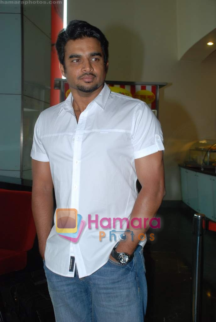 Madhavan at Sikandar promotional event in PVR on 17th Aug 2009