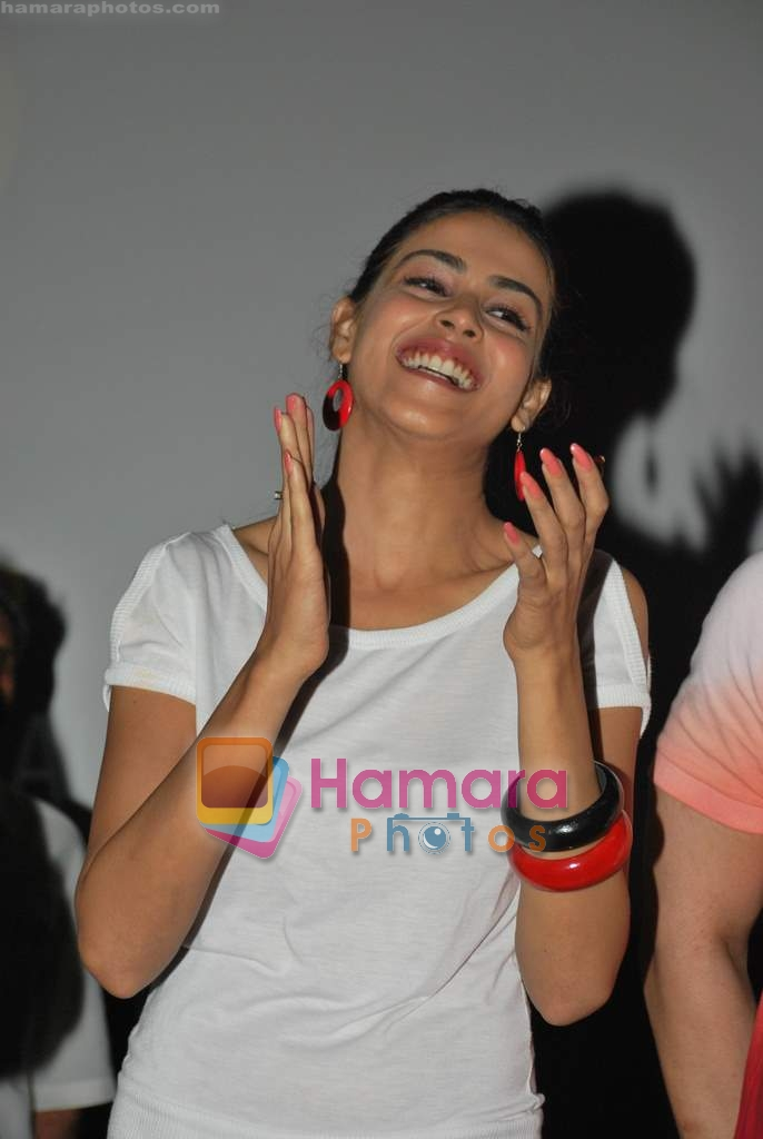 Genelia D Souza at the Special screening of Life Partner in PVR on 17th Aug 2009