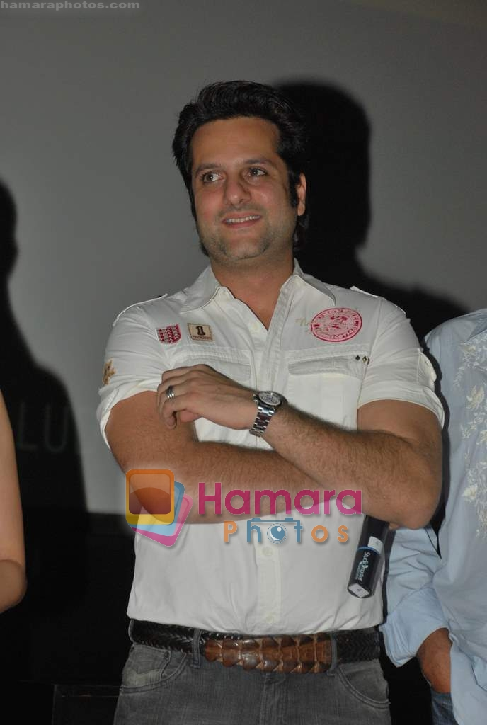 Fardeen Khan at the Special screening of Life Partner in PVR on 17th Aug 2009