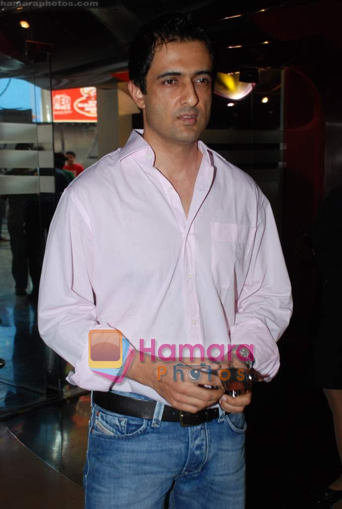 Sanjay Suri at Sikandar promotional event in PVR on 17th Aug 2009