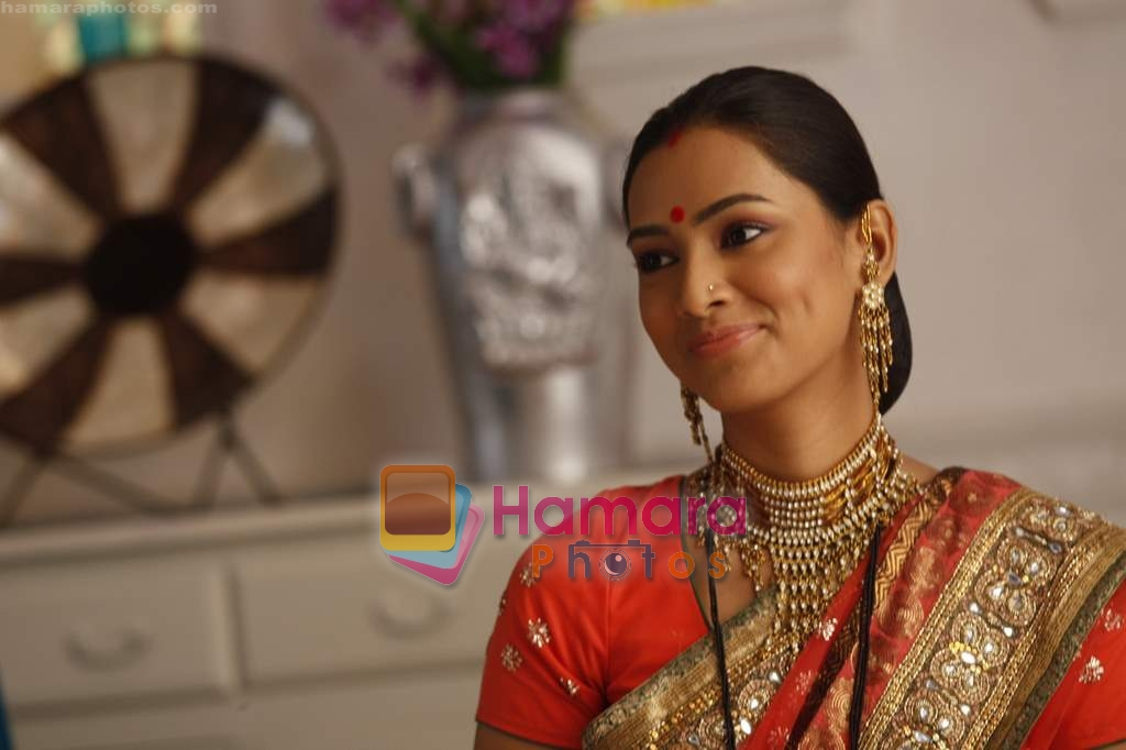 pallavi Subhash in the Serial Basera on NDTV Imagine