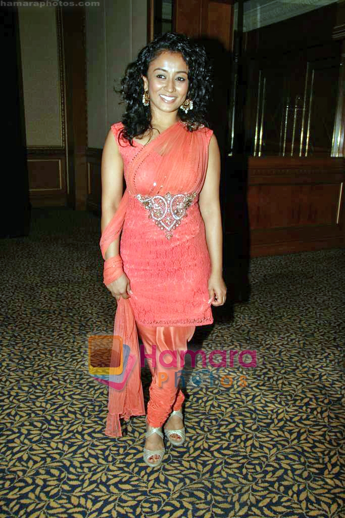 Gayatri Patel at Achiever Awards in Leela Hotel on 24th Sep 2009