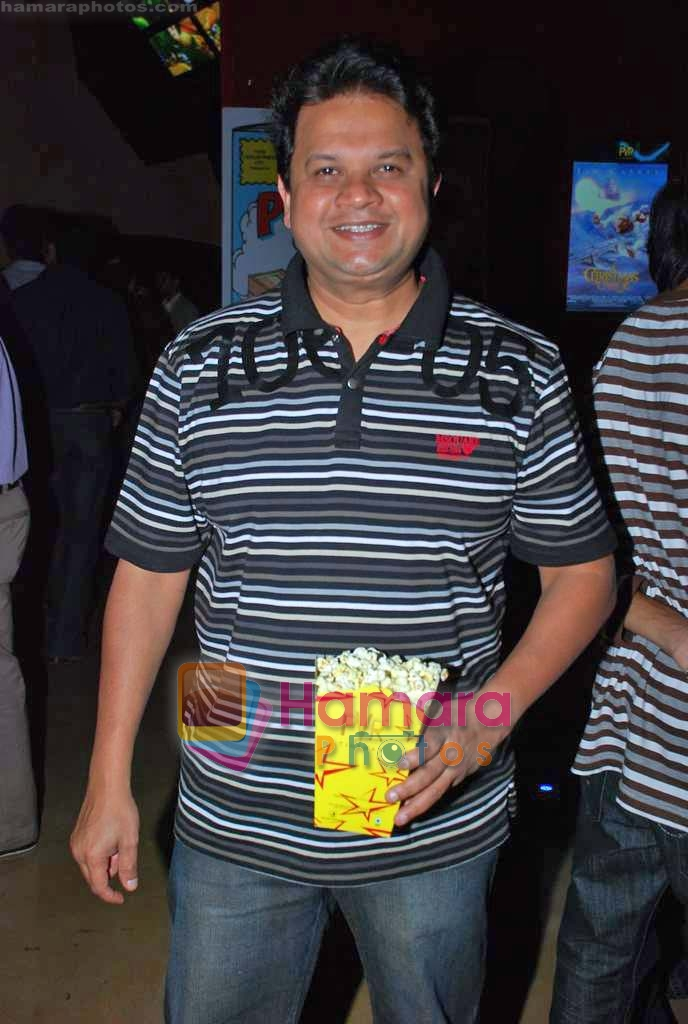 Viren Shah at Jail special screening on 5th Nov 2009