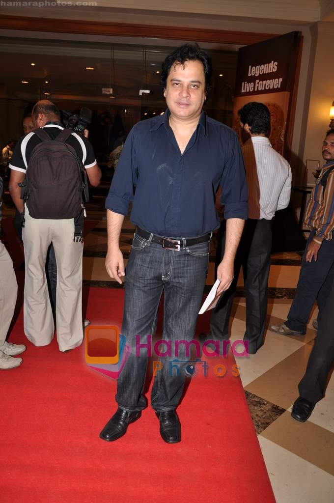 at Immortal Memories event hosted by GV Films in J W Marriott on 24th Dec 2009