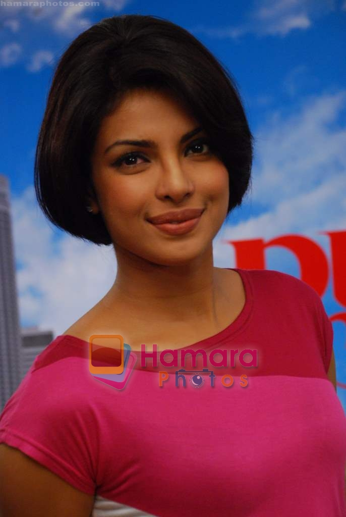 Priyanka Chopra at Pyaar Impossible photo shoot in Yash Raj on 25th Dec 2009
