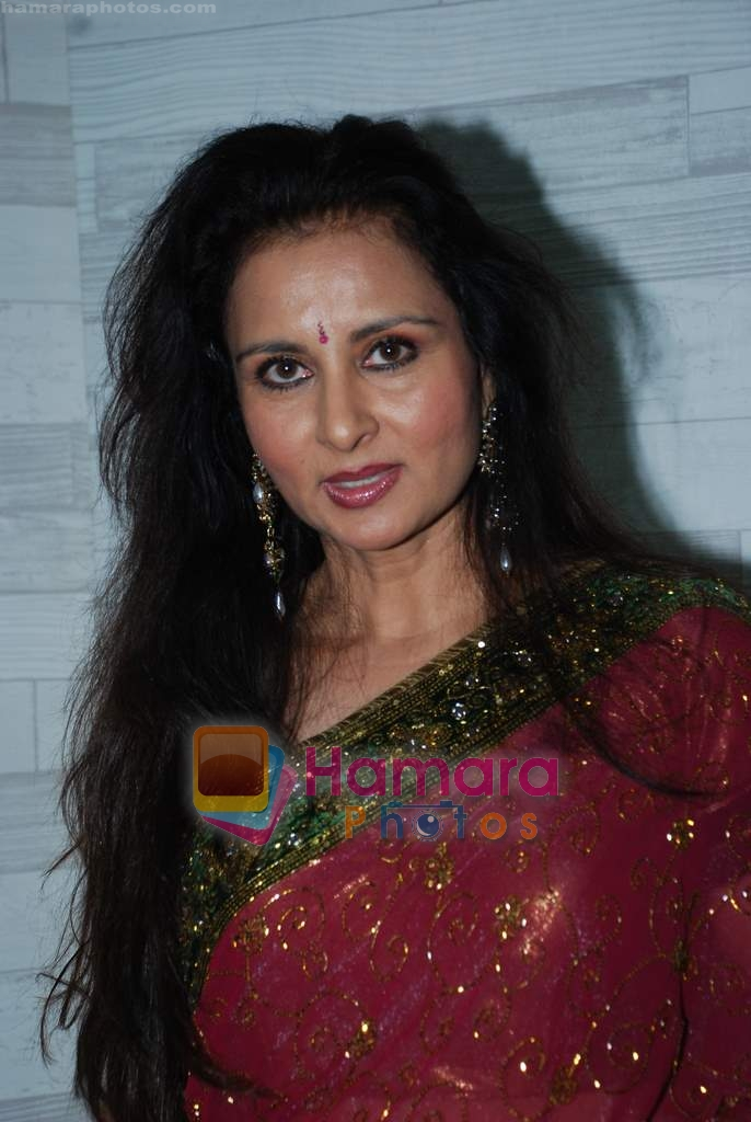 Poonam Dhillon at Big Boss Grand Finale in Lonavala on 26th Dec 2009
