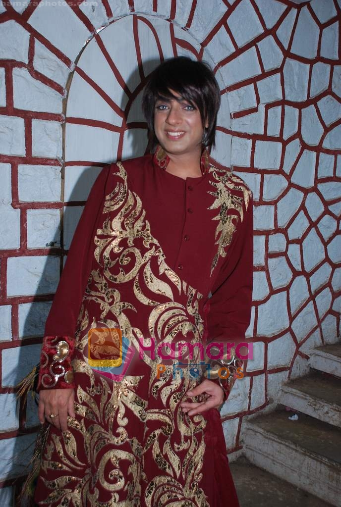Rohit Verma at Big Boss Grand Finale in Lonavala on 26th Dec 2009