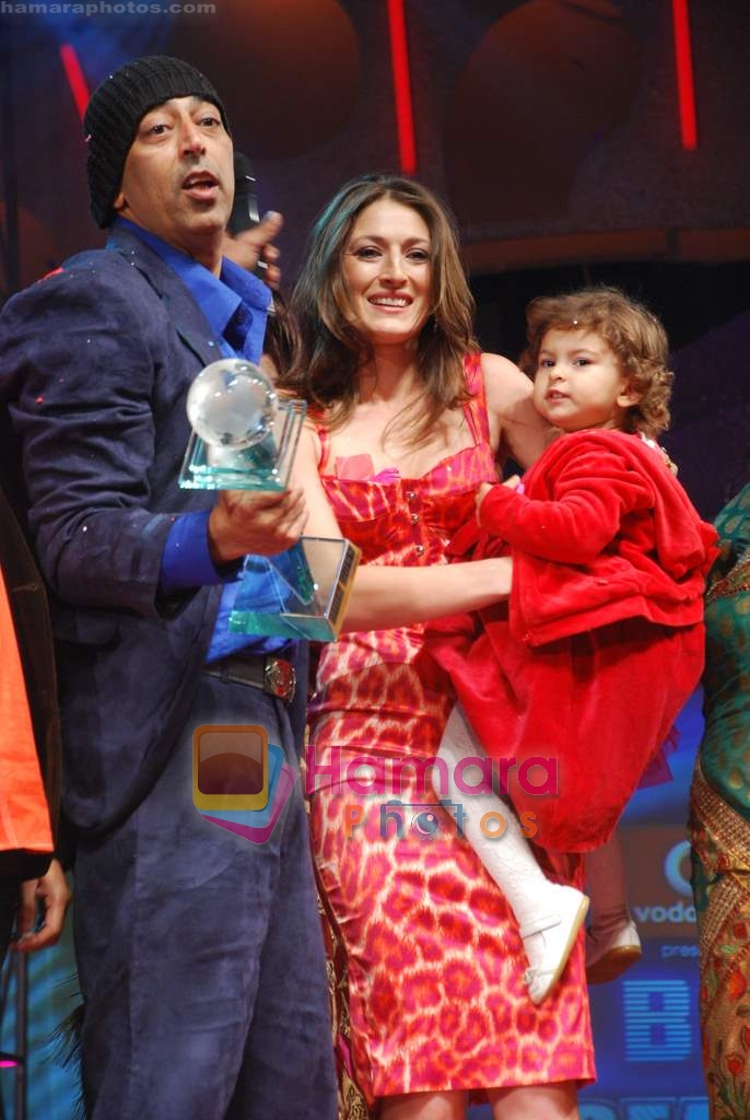 Vindu Dara Singh at Big Boss Grand Finale in Lonavala on 26th Dec 2009