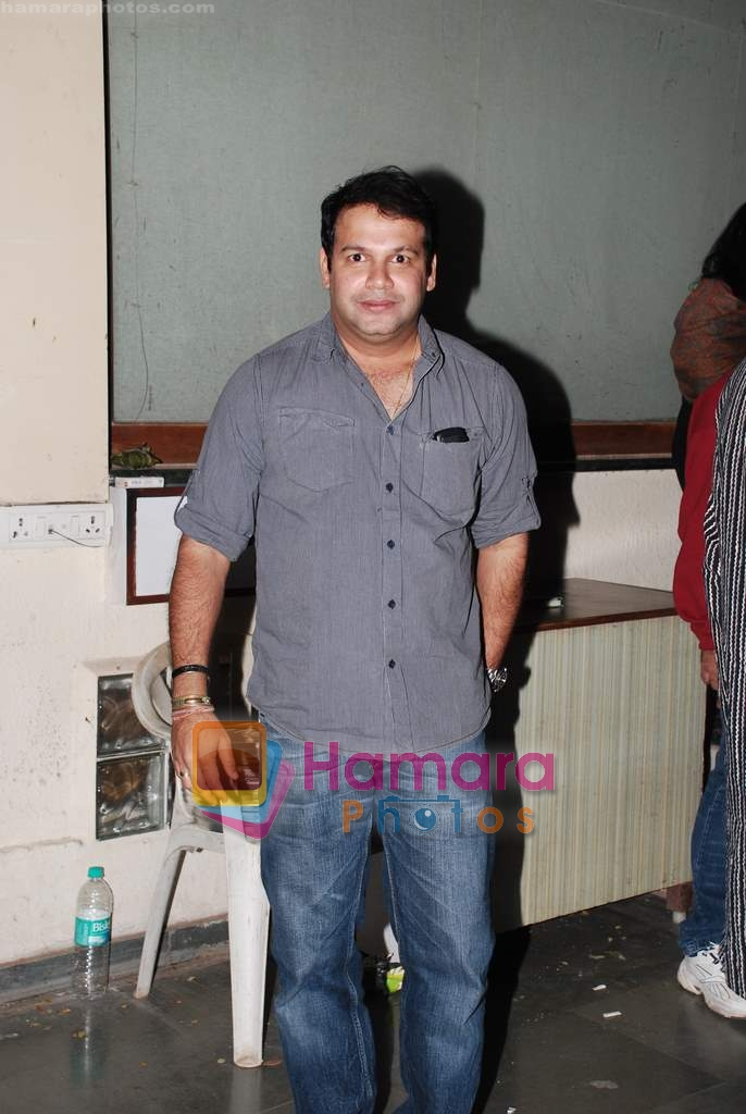 Suresh Menon at the special screening of Raat Gayi Baat Gayi in Star House on 29th Dec 2009