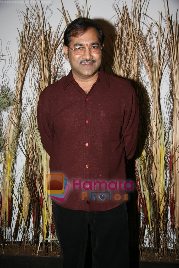 Sudesh Bhosle at Saharastar New Year Bash in Saharastar, Vileparle, Mumbai on 29th Dec 2009