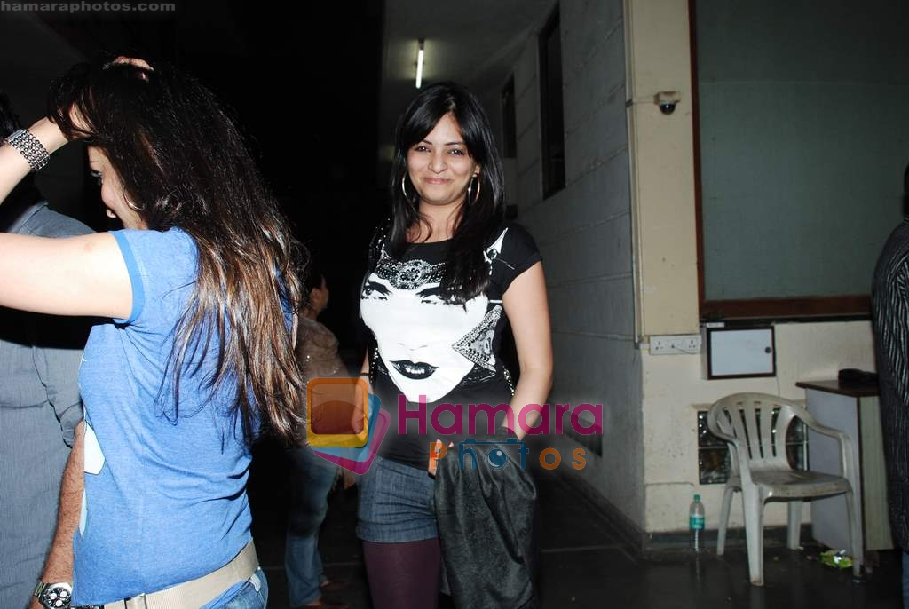 at the special screening of Raat Gayi Baat Gayi in Star House on 29th Dec 2009