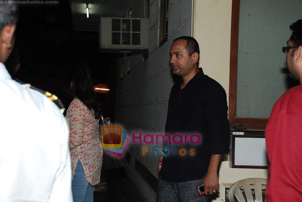 Vipul Shah at the special screening of Raat Gayi Baat Gayi in Star House on 29th Dec 2009