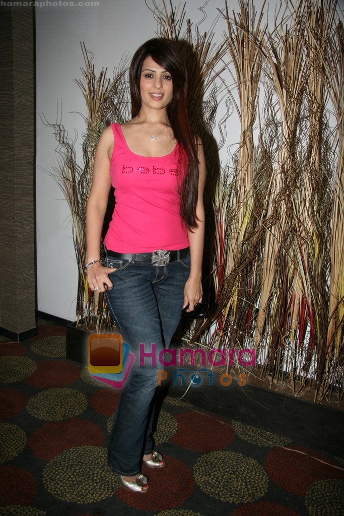 Anjana Sukhani at Saharastar New Year Bash in Saharastar, Vileparle, Mumbai on 29th Dec 2009