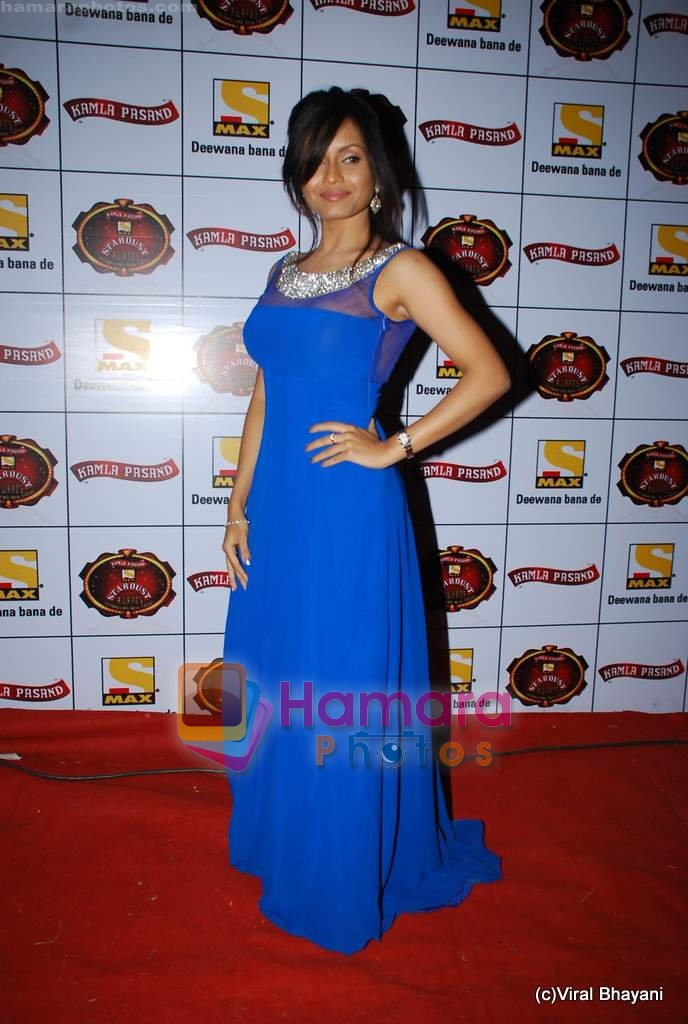 Bhavna Pani at Stardust Awards on 17th Jan 2010 ~0