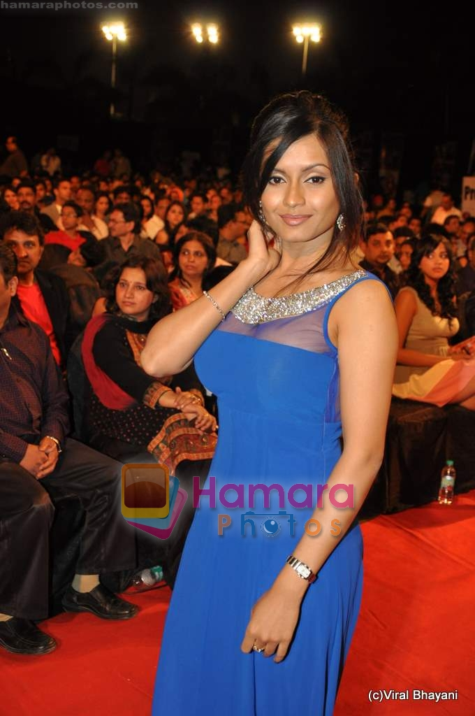 Bhavna Pani at Stardust Awards on 17th Jan 2010