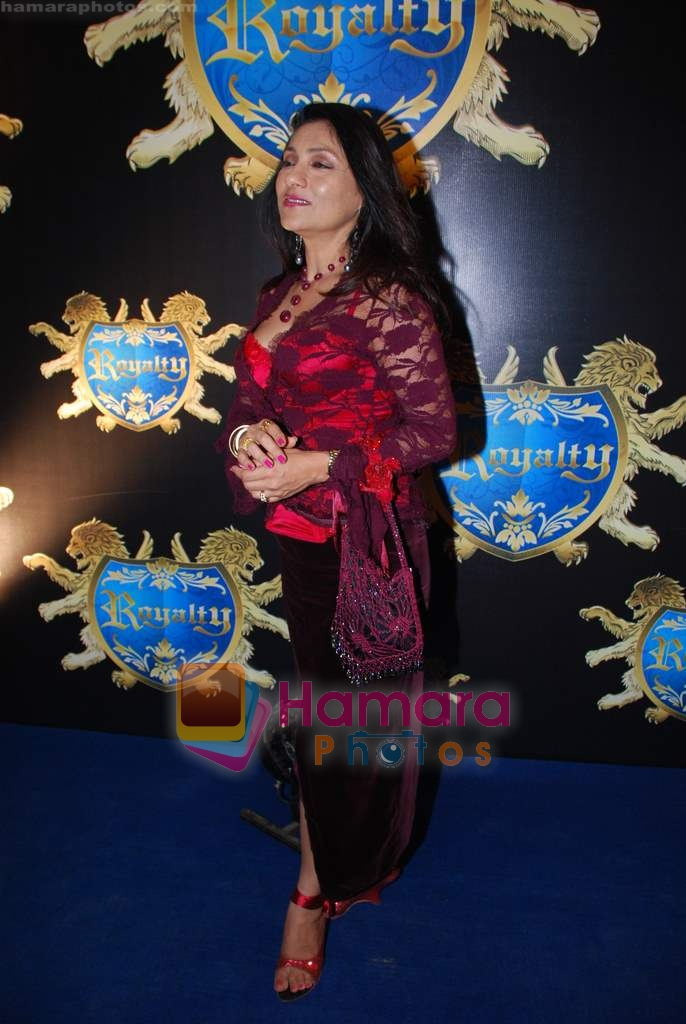 Aarti Surendranath at Shilpa Shetty's Royalty restaurant opening in Bandra on 13th March 2010