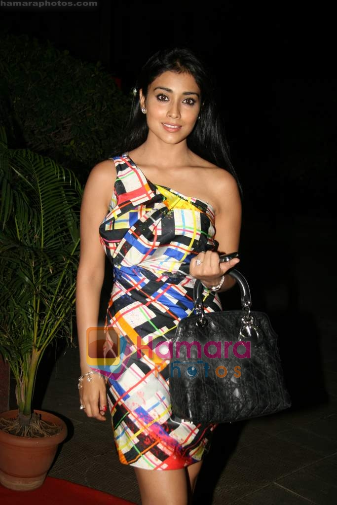 Shriya Saran at Well Done Abba premiere in Fun on 25th March 2010