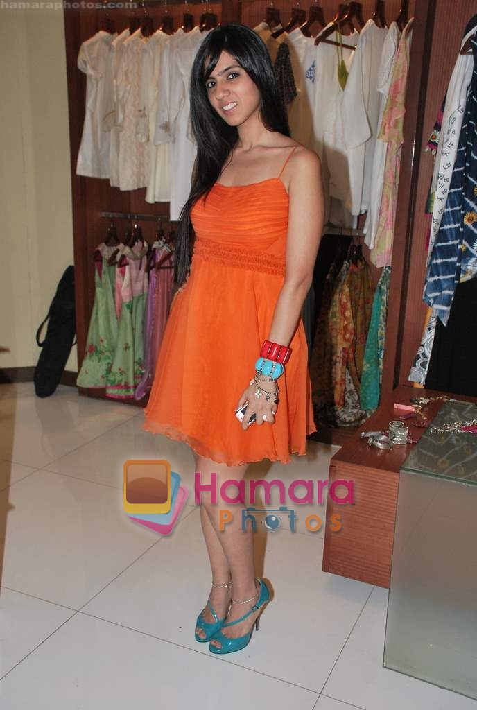 Nishka Lulla at Neeta Nishka Lulla summer preview in Samsara on 29th March 2010
