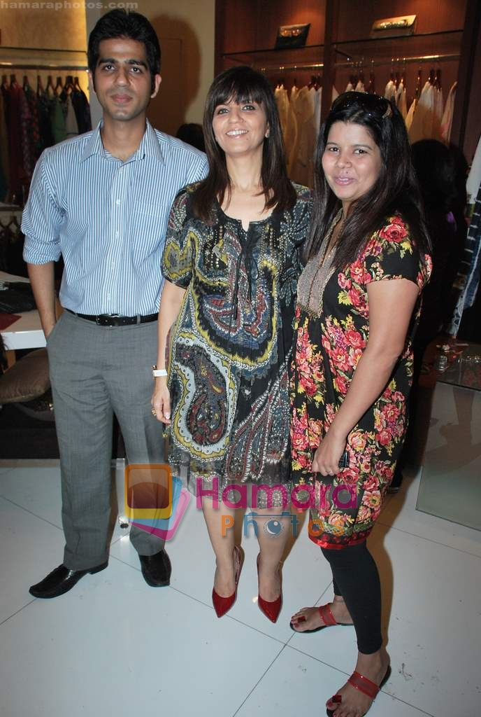 Neeta Lulla at Neeta Nishka Lulla summer preview in Samsara on 29th March 2010