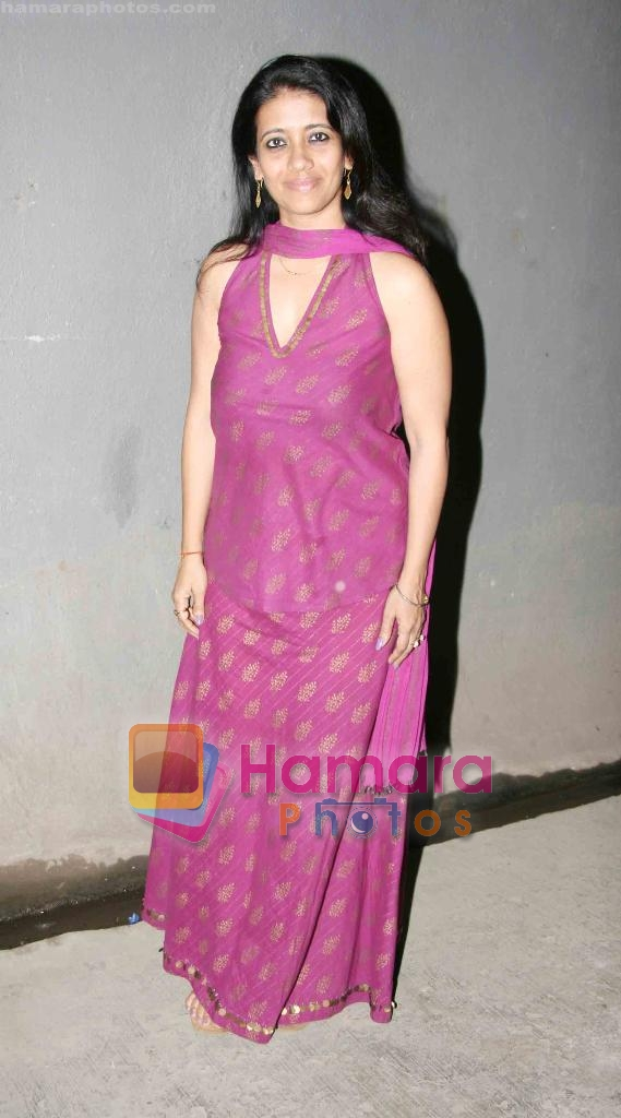 at Sudhir Mishra's IIFW in Blue Frog on 29th March 2010