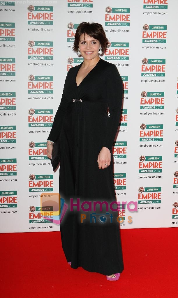 at The Jameson Empire Awards 2010 in London on 28th March 2010