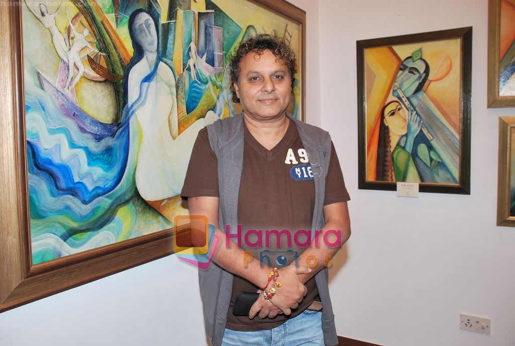 at Egyptian Diplomat's bollywood Exhibition in Nehru Centre, Mumbai on 30th March 2010