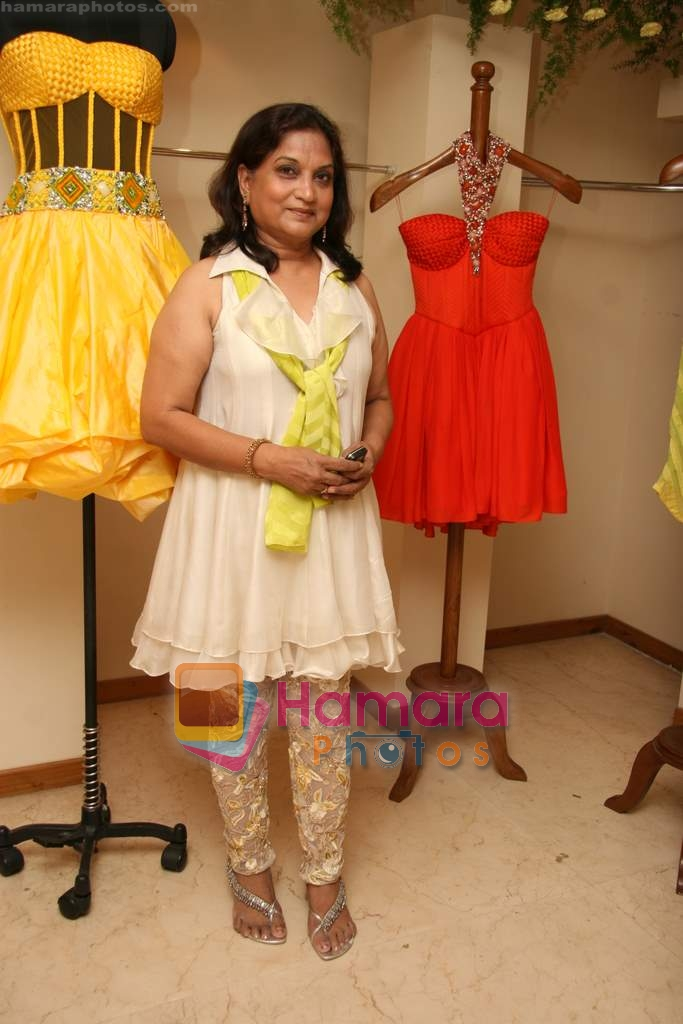 at the Launch of Nisha Sagar's Summer wear collection in Juhu on 30th March 2010