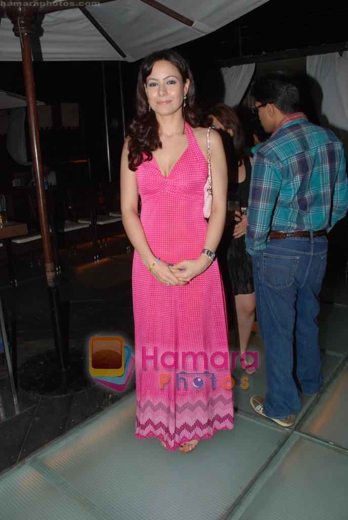 at Siddharth Kannan's Surprise Birthday Bash in Vie Lounge on 30th March 2010