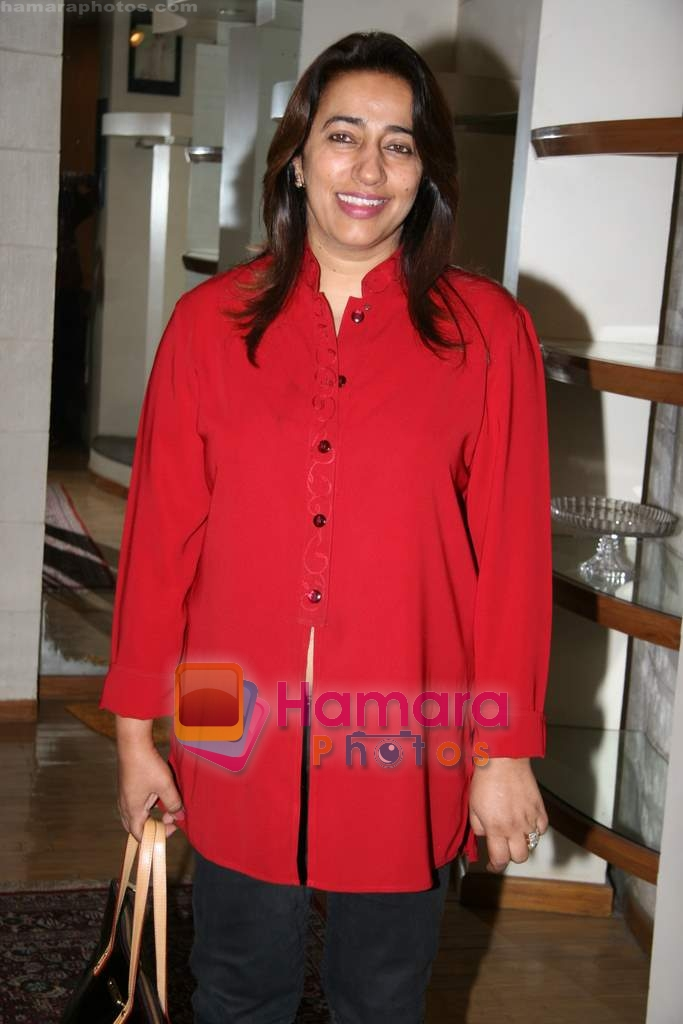 Anu Ranjan at the Launch of Nisha Sagar's Summer wear collection in Juhu on 30th March 2010