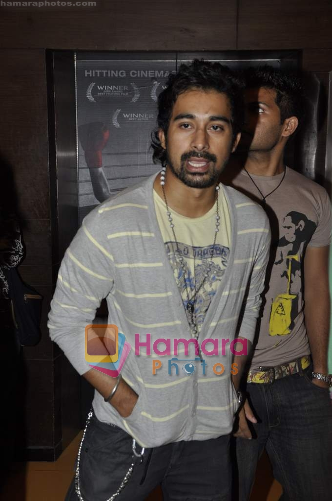 Rannvijay Singh at Clash of the Titans premiere in Cinemax on 31st March 2010