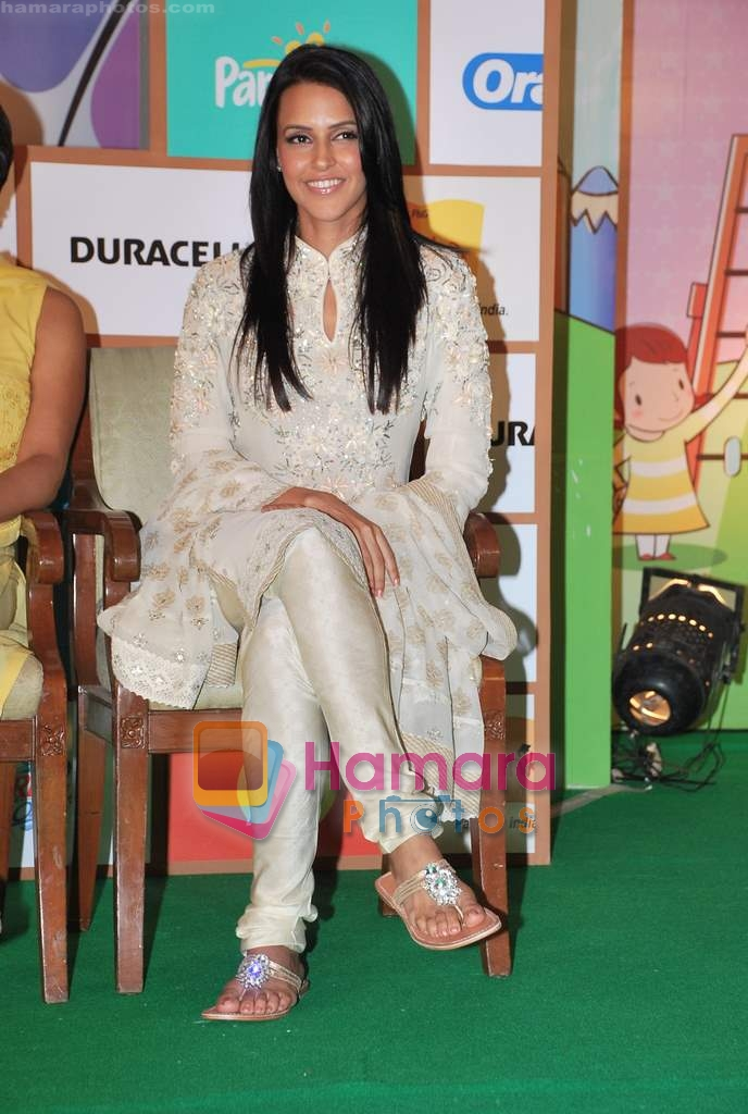 Neha Dhupia at Shiksha NGO event in Taj Land's End on 31st March 2010