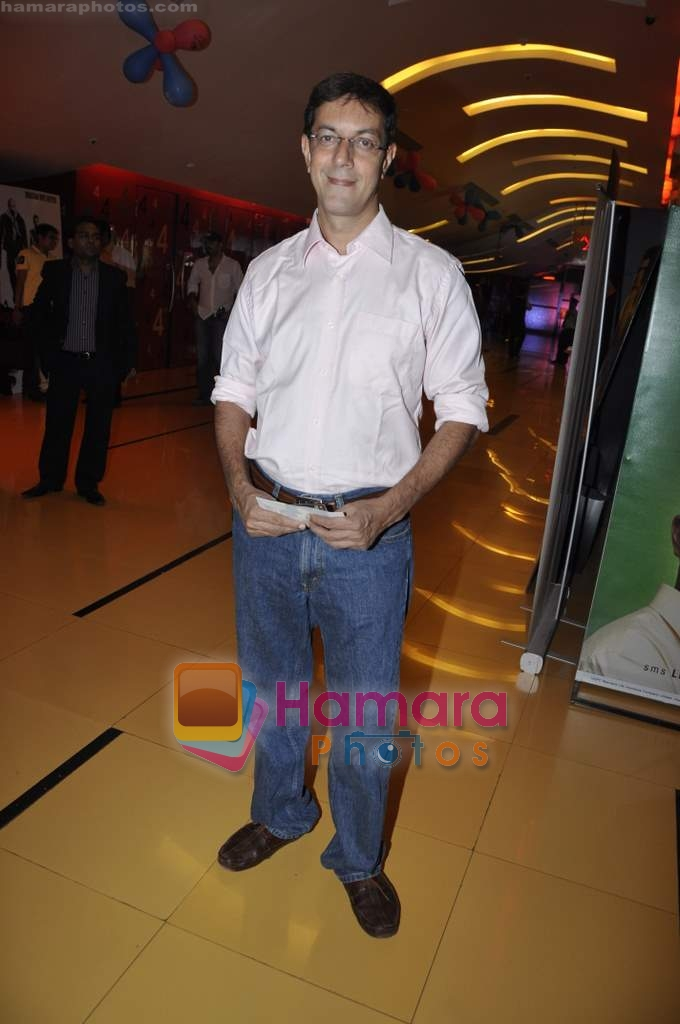 Rajat Kapoor at Clash of the Titans premiere in Cinemax on 31st March 2010