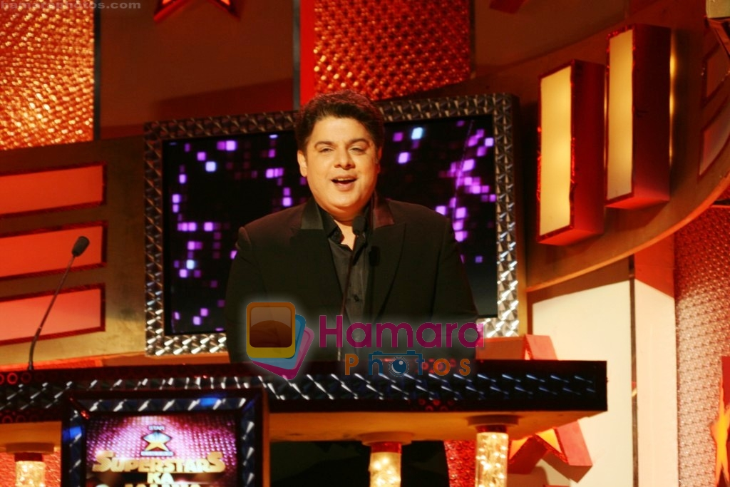 Sajid Khan at Star Cintaa Superstars ka Jalwa on 31st March 2010