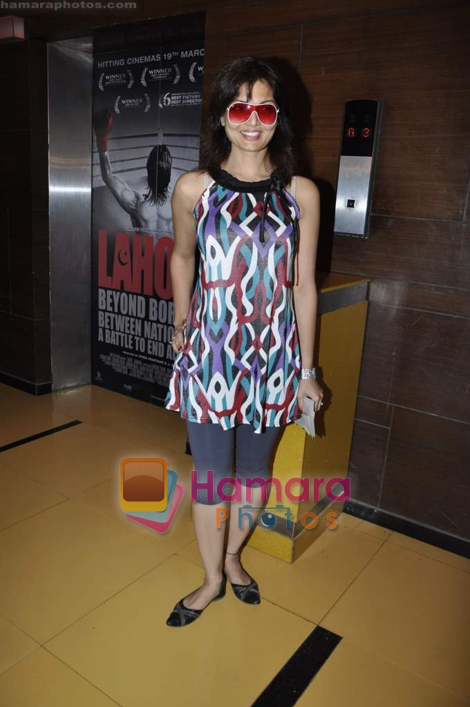 Deepshikha at Clash of the Titans premiere in Cinemax on 31st March 2010