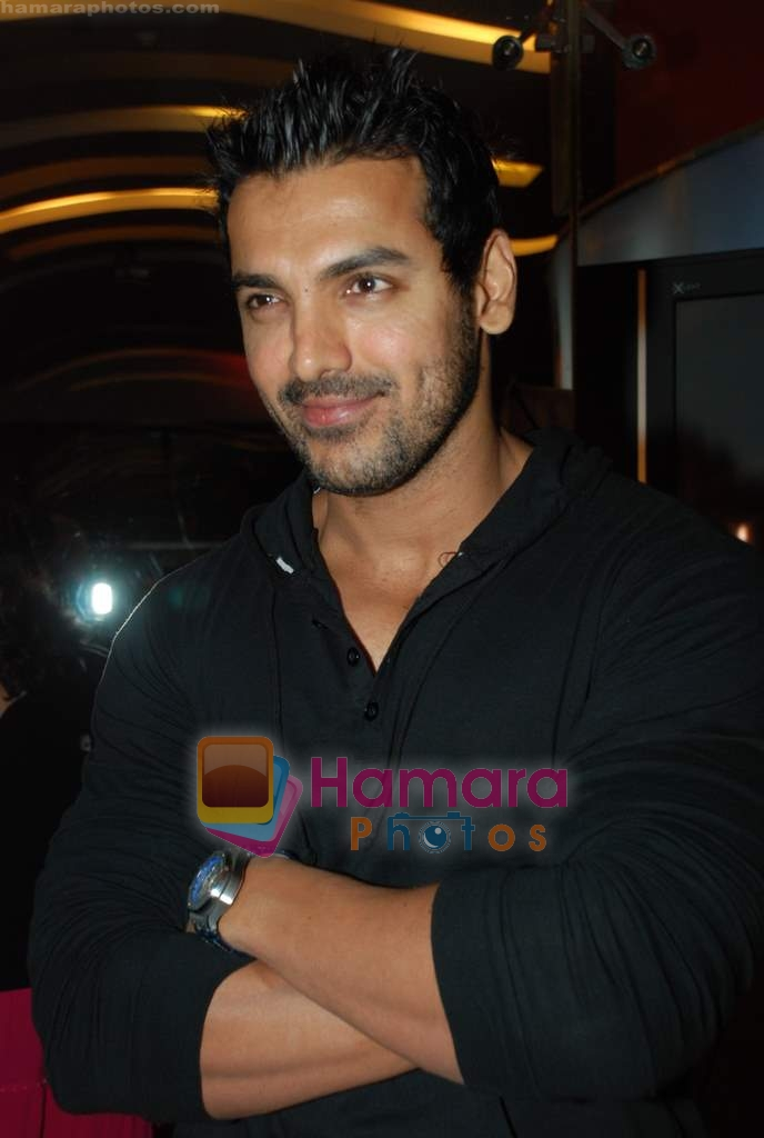 John Abraham at Pankh Premiere in Cinemax, Mumbai on 1st April 2010