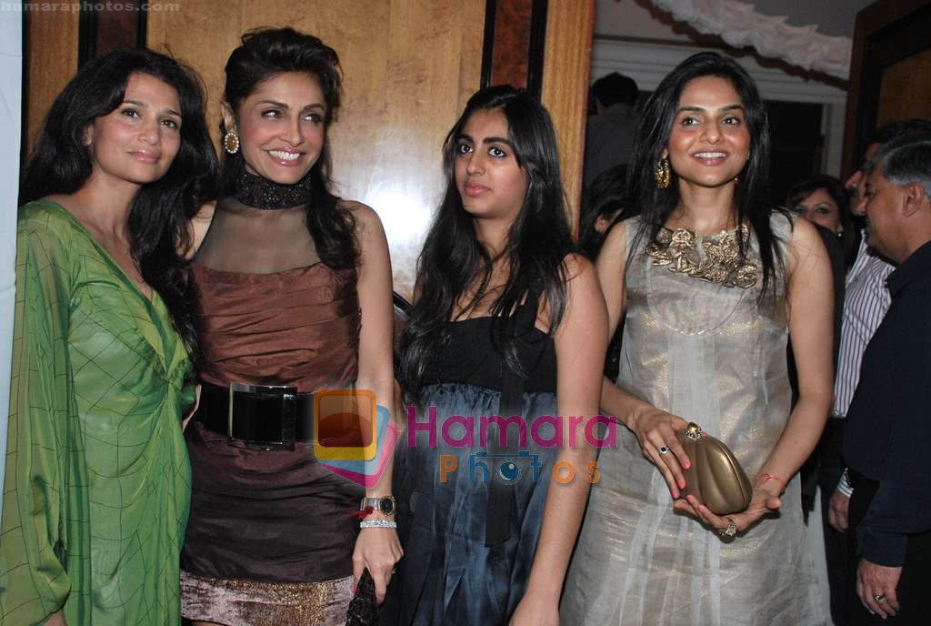 Queenie Dhody at Neelam and Nriti Shah Show on 1st April 2010