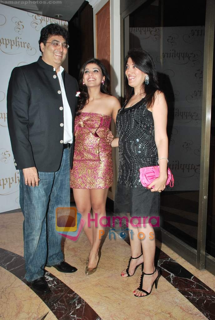 at Neelam and Nriti Shah Show on 1st April 2010