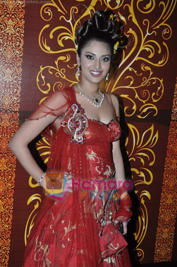 at Bharat & Dorris hair and makeup fashion week Grand finale on 13th April 2010