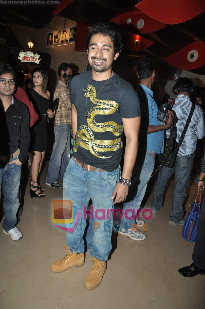 Rannvijay Singh at Sex and The City 2 premiere in PVR, Juhu on 9th June 2010
