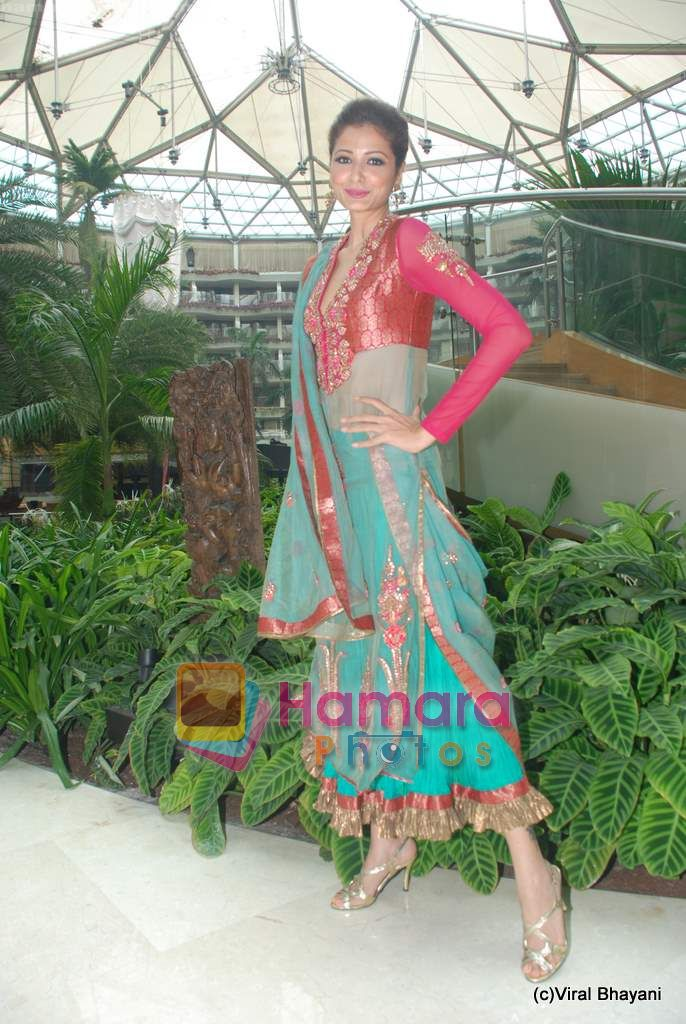 Shonal Rawat at Amby Valley Bridal week with top designers in Sahara Star on 14th Sept 2010