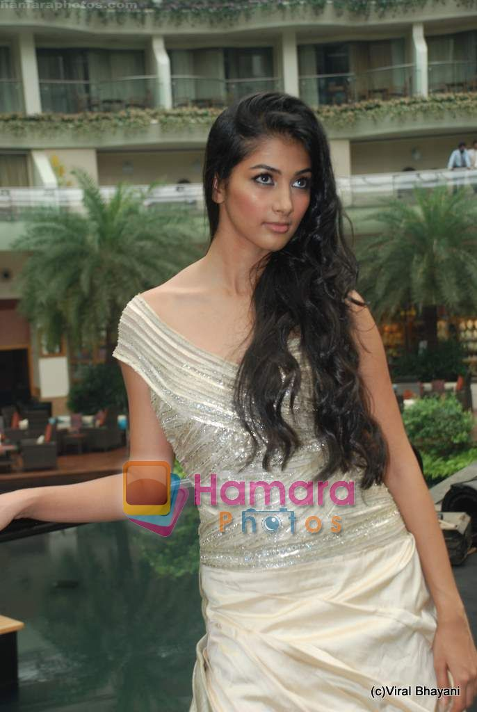 at Amby Valley Bridal week with top designers in Sahara Star on 14th Sept 2010