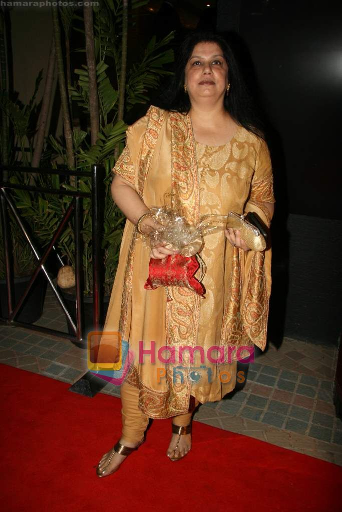 at Shabana Azmi's 60th birthday bash in Juhu, Mumbai on 18th Sept 2010