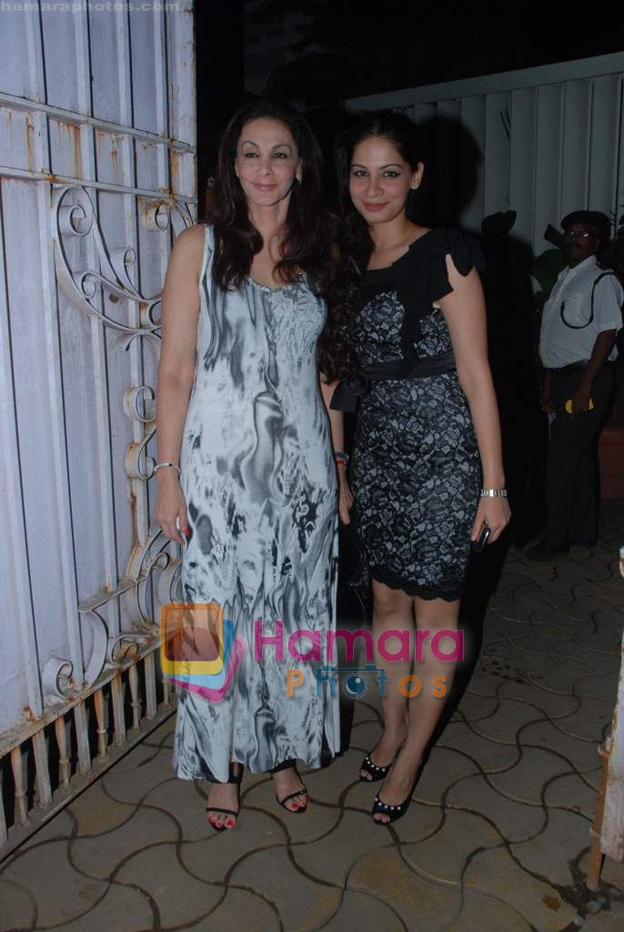 at Isha Koppikar's bday bash in Bandra on 18th Sept 2010