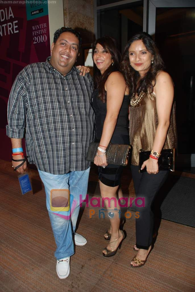 at Lakme Winter fashion week 2010 day 2 on 18th Sept 2010