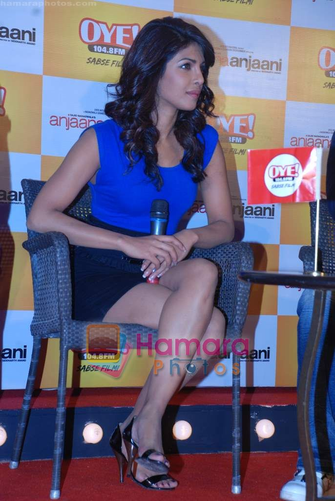 Priyanka Chopra launch Oye FM  in Novotel on 18th Sept 2010
