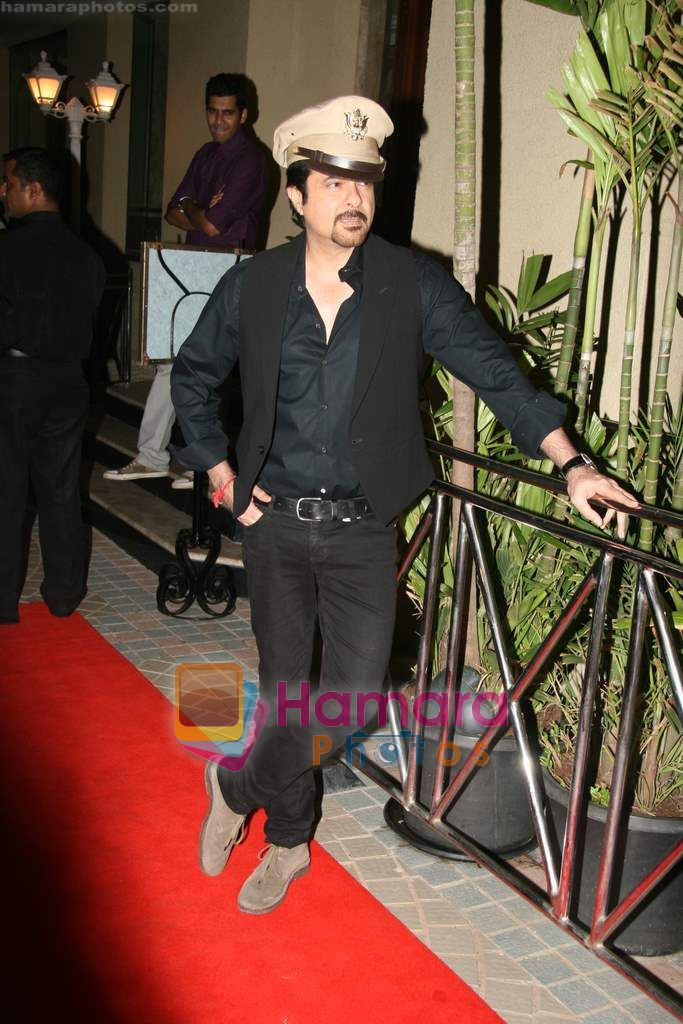 Anil Kapoor at Shabana Azmi's 60th birthday bash in Juhu, Mumbai on 18th Sept 2010